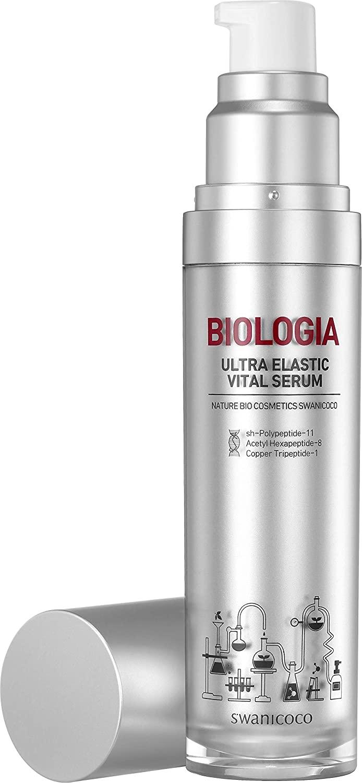 Сыворотка Омолаживающая С Комплексом Пептидов Swanicoco Ultra Elastic Vital Serum 30ml 0 - Фото 1