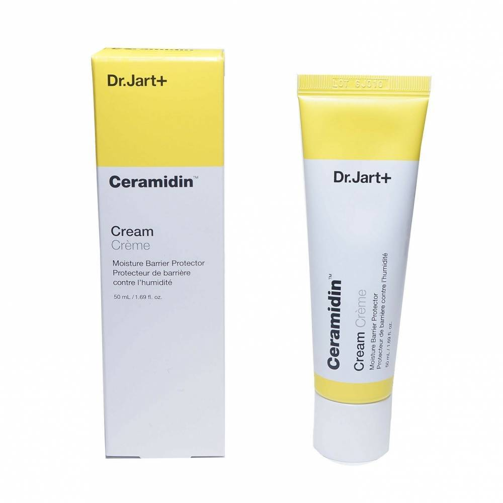 Крем Увлажняющий Укрепляющий С Керамидамы Dr. Jart+ Ceramidin Cream