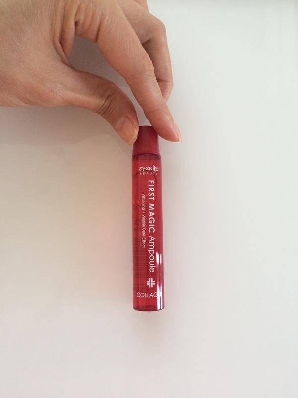 Антивозрастные коллагеновые ампулы Eyenlip First Magic Ampoule Collagen 1 - Фото 2