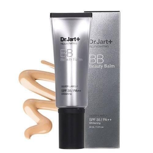 ВВ Крем Восстанавливающий Увлажняющий Dr. Jart+ Rejuvenating Silver Label Plus BB Cream SPF35/PA++