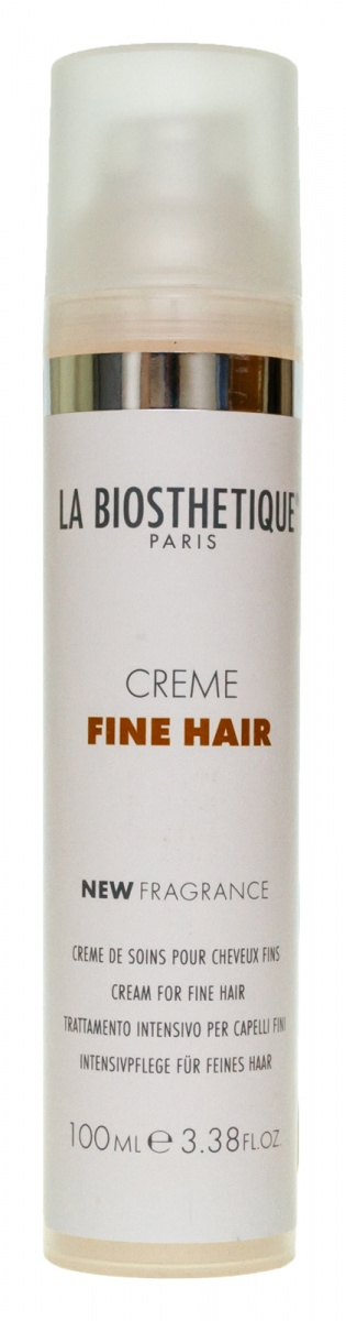 Крем-маска питательная укрепляющая для тонких волос La Biosthetique Creme Fine Hair 100ml 0 - Фото 1