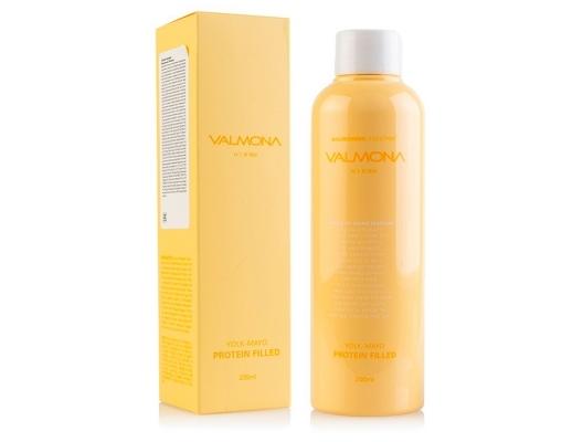 Маска для волос питательная Evas Valmona Yolk-Mayo Protein Filled 200ml 0 - Фото 1