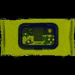 Салфетки Для Снятия Макияжа Очищающие С Экстрактом Зеленого Чая The Saem Healing Tea Garden Green Tea Cleansing Tissue 60шт