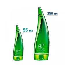 Гель Алое Увлажняющий Универсальный HOLIKA HOLIKA Aloe 99% Soothing Gel 1 - Фото 2
