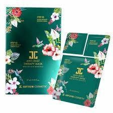Маска 3х Фазная Детокс С Натуральными Экстрактами Jayjun Anti-Dust Therapy Mask