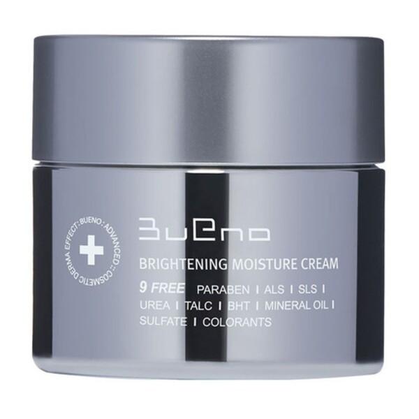 Крем осветляющий и питательный для лица Bueno Brightening Moisture Cream 80ml 0 - Фото 1