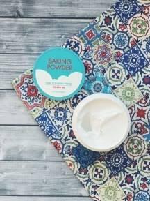 Очищающий Крем Для Очищения Пор И Снятия Макияжа Etude House Baking Powder Pore Cleansing Cream 180ml 0