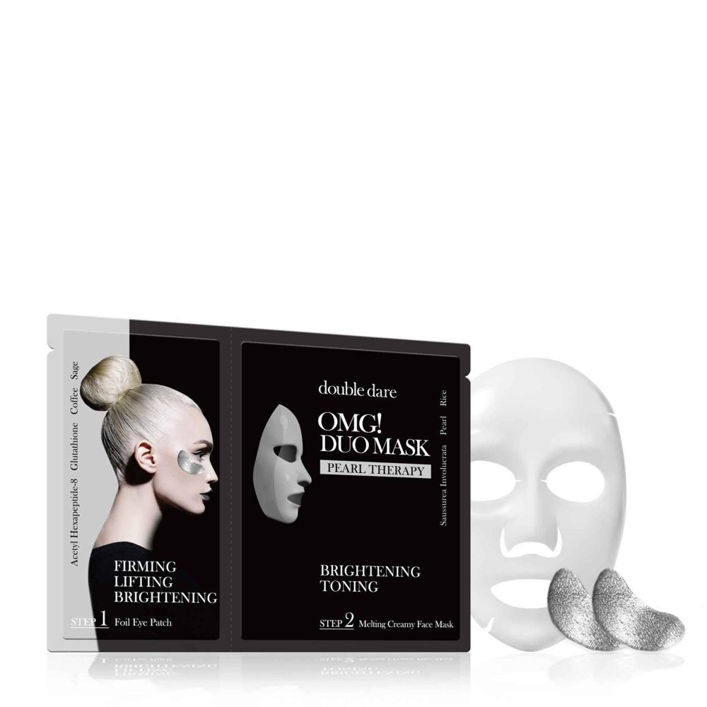 Комплекс двухкомпонентный из маски и патчей