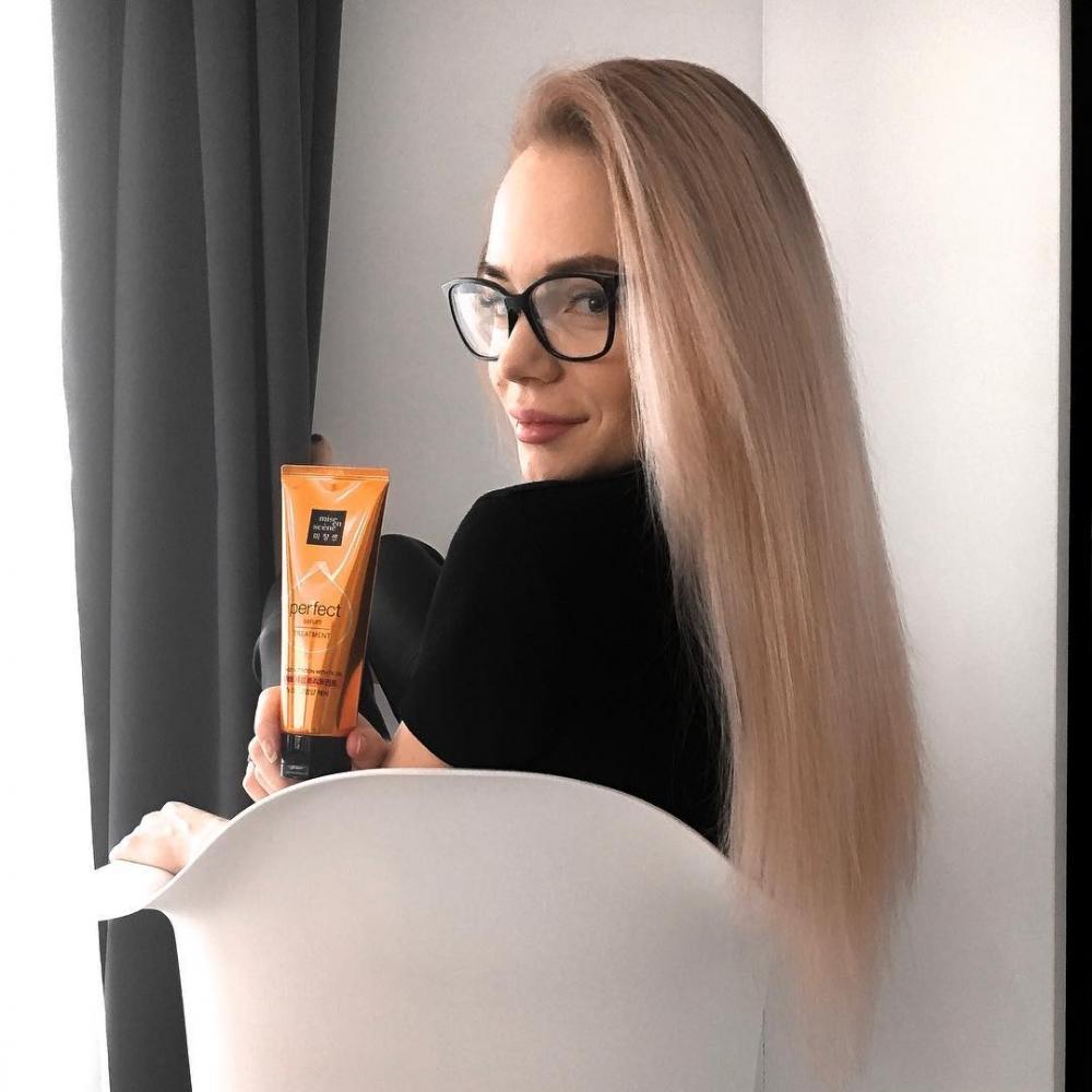 Маска Укрепляющая Для Волос