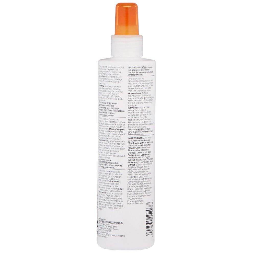 Спрей-кондиционер для окрашенных волос Paul Mitchell Color Protect Locking Spray 250ml 2 - Фото 2