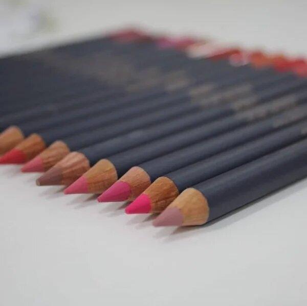 Карандаш для контура губ Aden Cosmetics 1.14 gr № №: 42, 43, 44, 45, 46, 47, 48