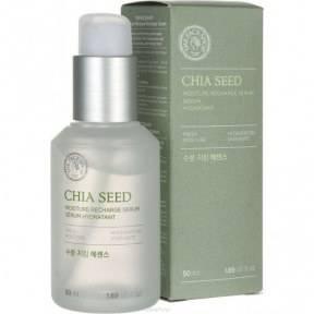Сыворотка Увлажняющая Восстанавливающая С 100% Экстрактом Семян Чиа The Face Shop Chia Seed Moisture Recharge Serum