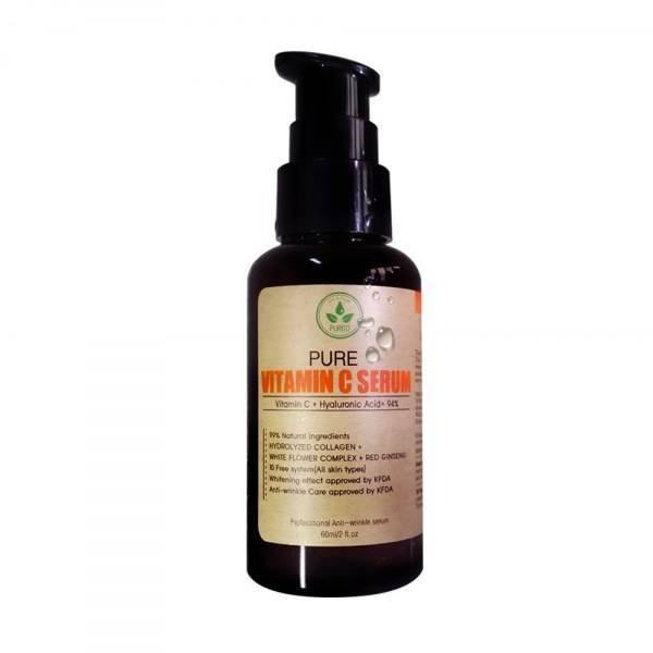 Сыворотка С Витамином С И Гиалуроновой Кислотой PURITO Pure Vitamin C Serum