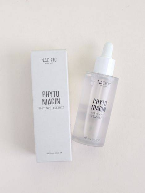 Эссенция Осветляющая С Ниацинамидом И Гиалуроновой Кислотой Nacific Phyto Niacin Whitening Essence