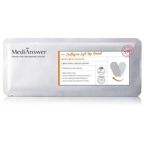 Маска Корректирующая Овал Лица About Me MediAnswer Collagen Lift Up Band 1шт 0 - Фото 1