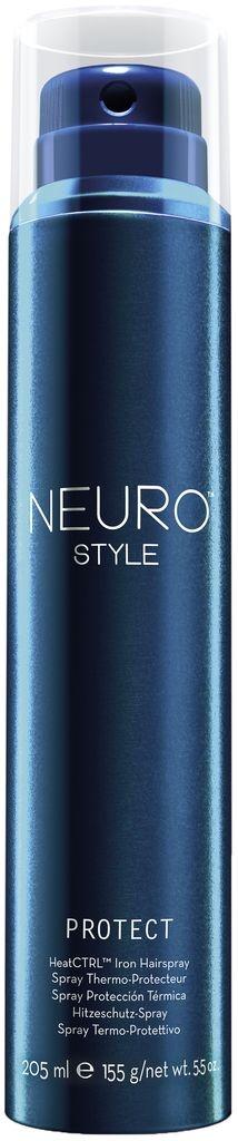 Спрей термозащитный для волос Paul Mitchell Neuro Protect Iron Spray 205ml 3 - Фото 3