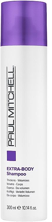 Шампунь для придания объема для ежедневного применения Paul Mitchell Extra-Body Daily Shampoo 300ml 0 - Фото 1