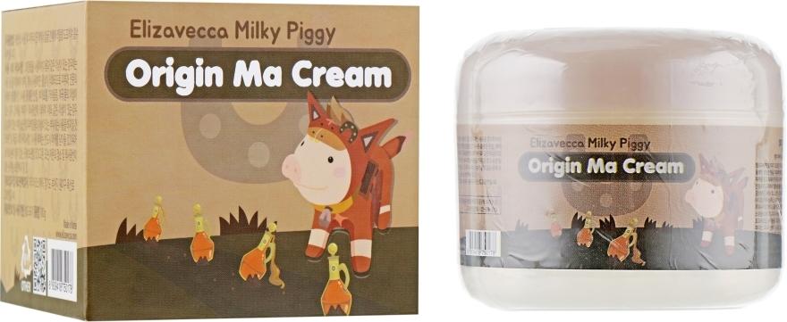 Крем восстанавливающий с лошадиным маслом Elizavecca Face Care Milky Piggy Origine Ma Cream 100ml 0 - Фото 1
