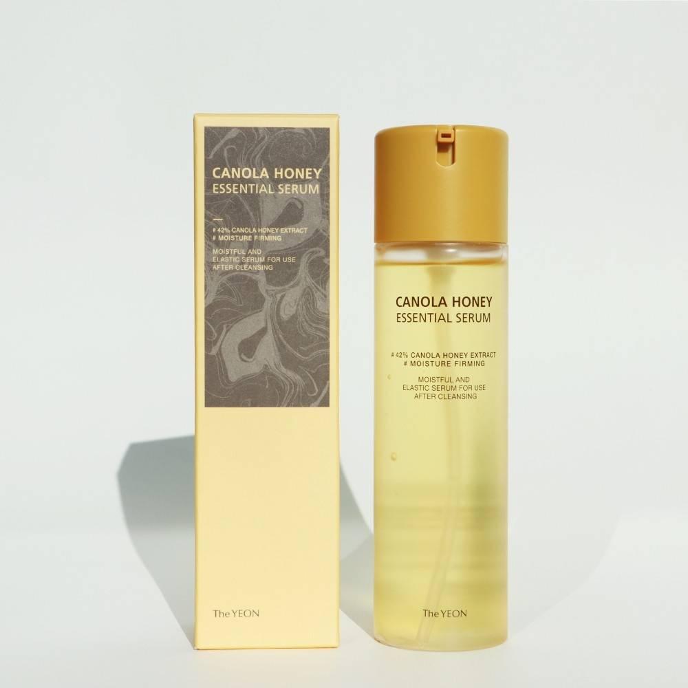 Сыворотка Восстанавливающая С Рапсовым Медом 42% The YEON Jeju Canola Honey Essential Serum 200ml