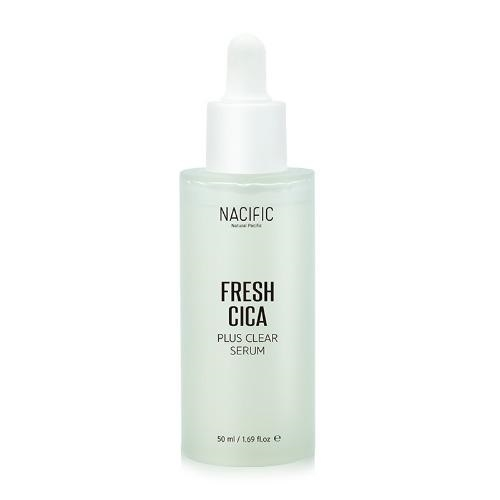 Сыворотка успокаивающая с экстрактом центеллы Nacific Fresh Cica Plus Clear Serum 50ml 1 - Фото 2