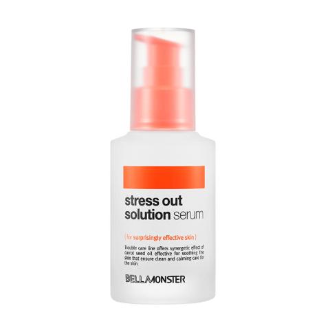 Сыворотка антистресс с экстрактом моркови BellaMonster Stress Out Solution serum 50ml 1 - Фото 2