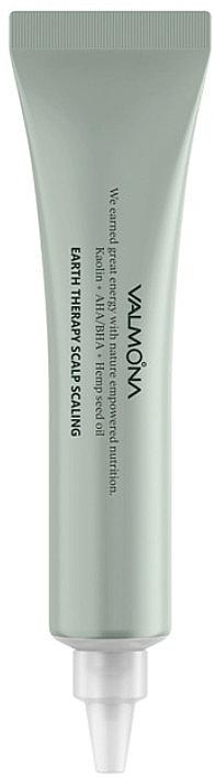 Сыворотка для кожи головы очищающая Evas Valmona Earth Therapy Scalp Scaler 6х15ml 2 - Фото 2