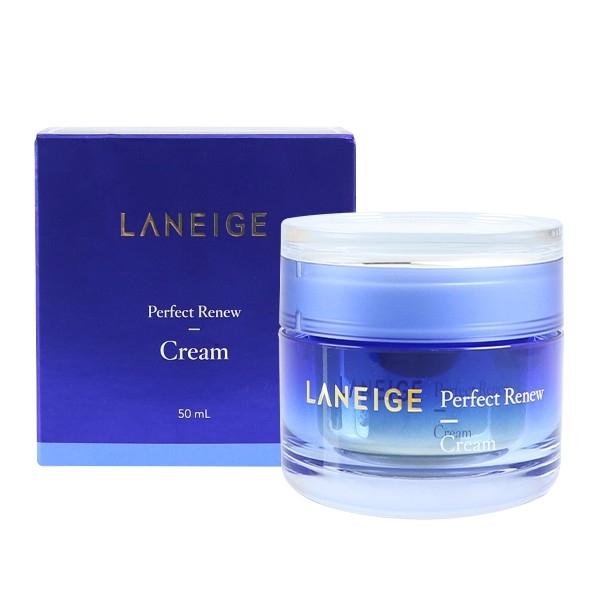 Крем Регенерирующий С Лецитином Laneige Perfect Renew Cream 50ml 0 - Фото 1