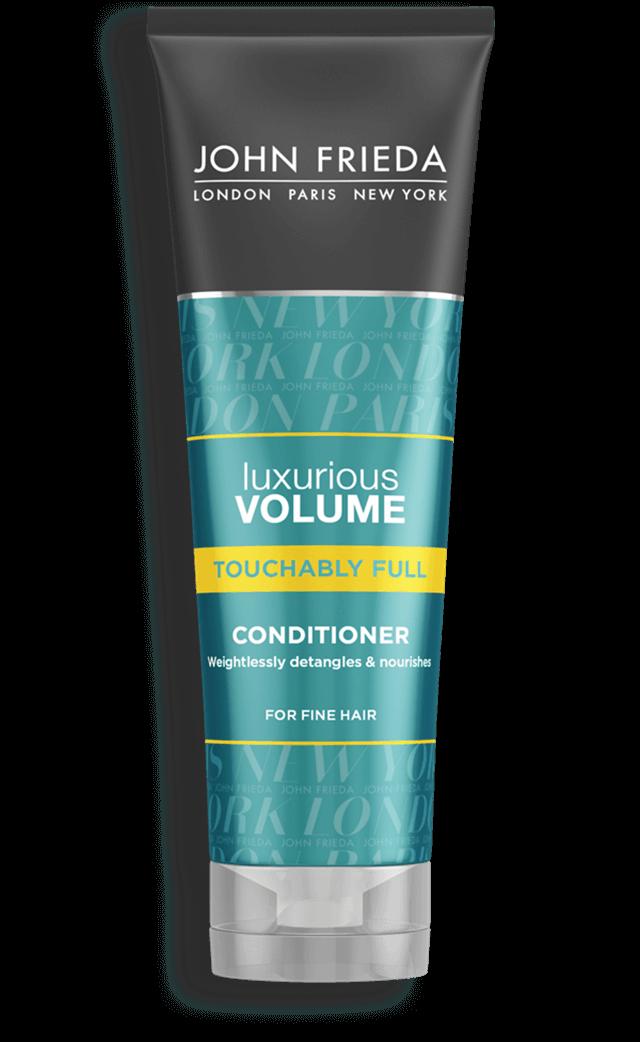 Кондиционер для создания естественного объема с кофеином John Frieda Luxurious Volume  Touchably Full Conditioner 250ml 0 - Фото 1