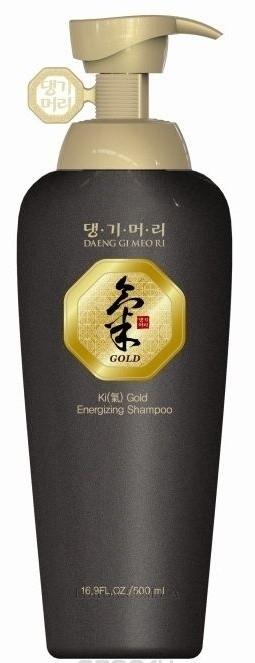 Шампунь профилактический для волос Daeng Gi Meo Ri Ki Gold Energizing Shampoo 300ml 0 - Фото 1