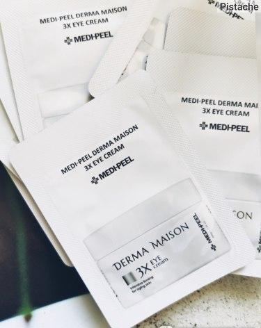 Крем с пептидами и стволовыми клетками для глаз Medi-Peel Derma Maison 3X Eye Cream