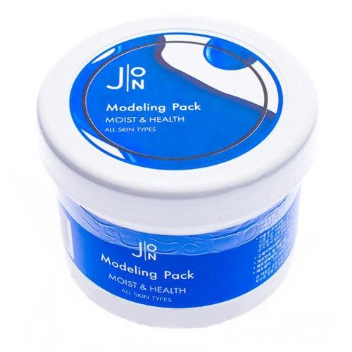 [Маска альгинатная для лица «Увлажнение и здоровье» J:ON Modeling Pack Moist & Health, 18g