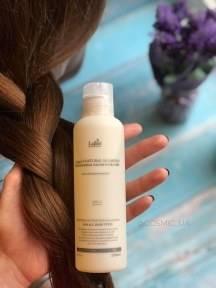 Миниатюра Органического Безсульфатного Шампуня La'dor Triplex Natural Shampoo 10ml