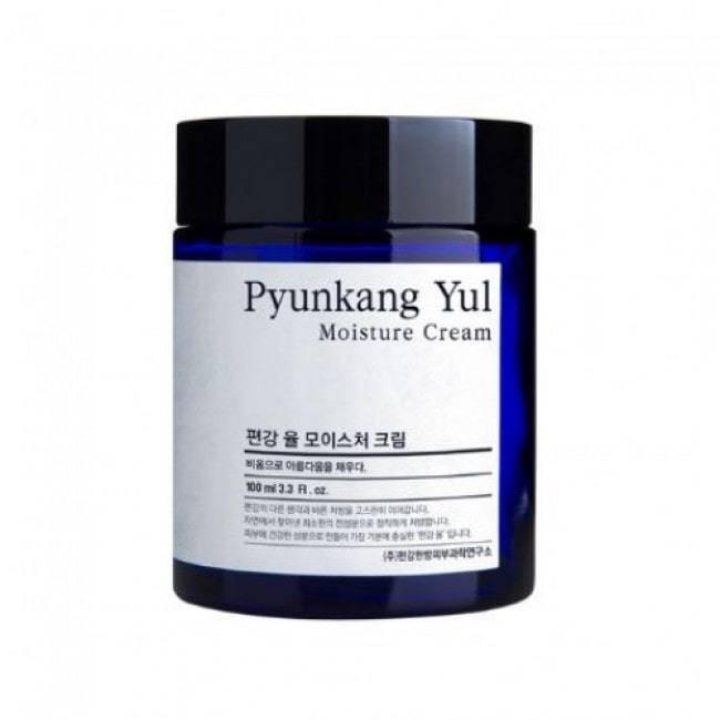 Крем Увлажняющий Восстанавливающий Натуральный Pyunkang Yul Moisture Cream 100ml  2 - Фото 3