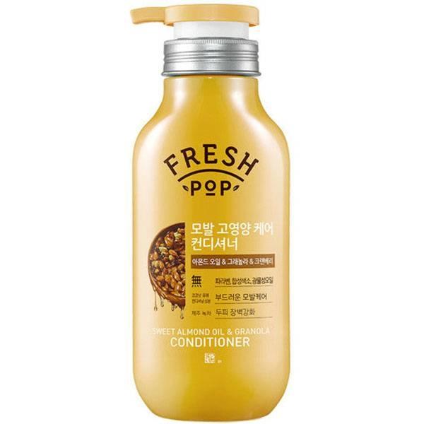Кондиционер для волос с маслом миндаля и гранолой Fresh Pop Sweet Almond Oil & Granola Conditioner 500ml