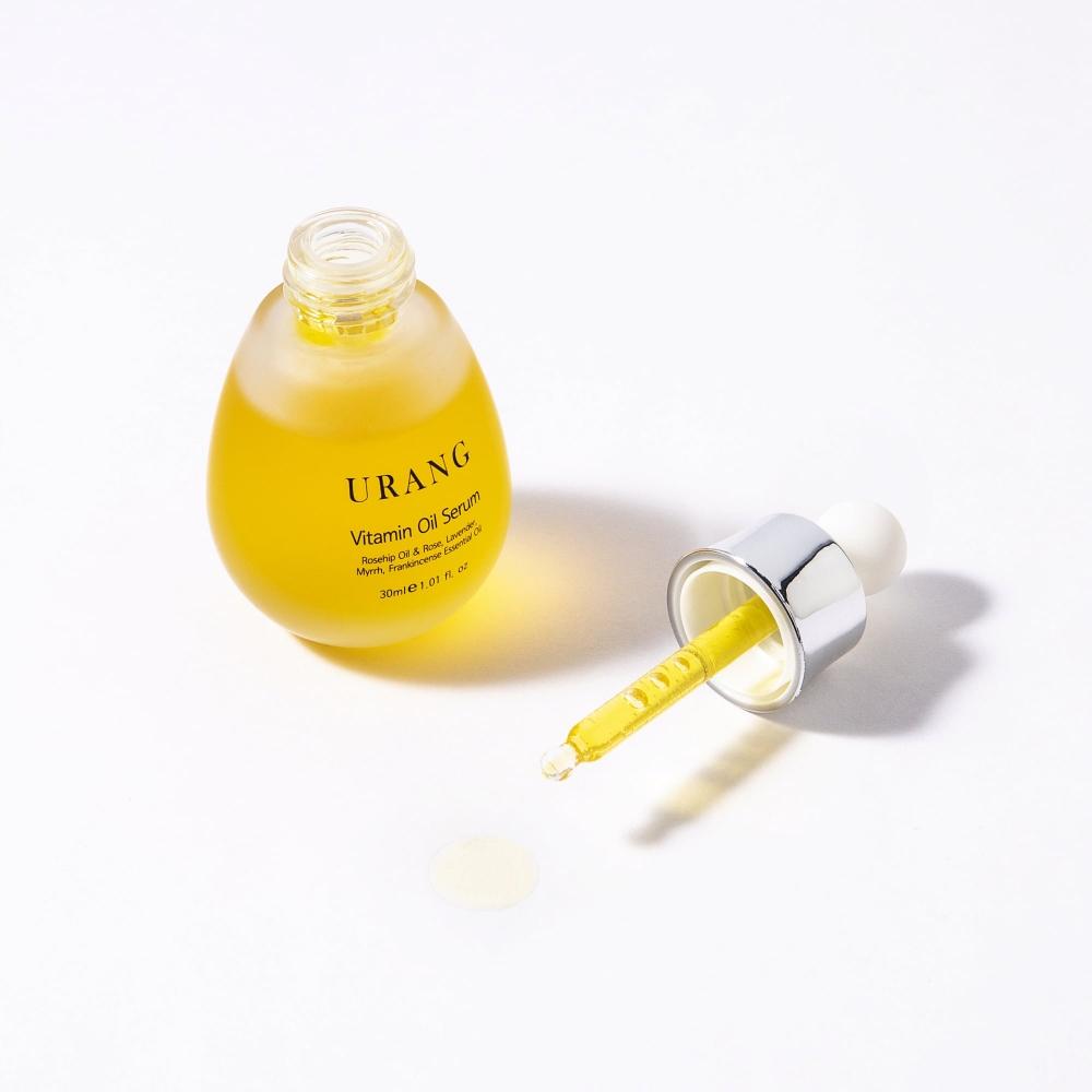 Премиальная антивозрастная сыворотка Urang Vitamin Oil Serum 30ml