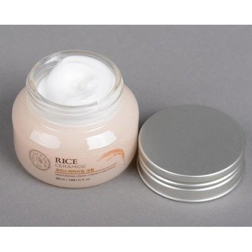 Крем Восстанавливающий С Экстрактом Риса И Керамидами Rice & Ceramide Moisturizing Cream The Face Shop