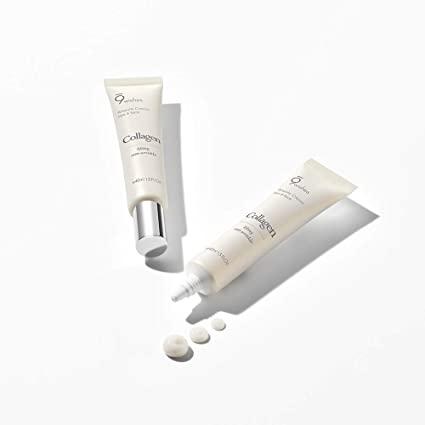 Антивозрастной ампульный крем для век с коллагеном 9Wishes Collagen Ampoule Eye & Face Cream 40ml 0 - Фото 1