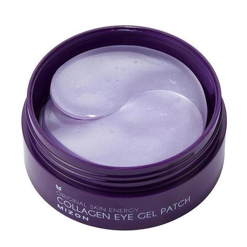 Патчи Омолаживающие С Коллагеном Mizon Collagen Eye Gel Patch 60шт 0 - Фото 1