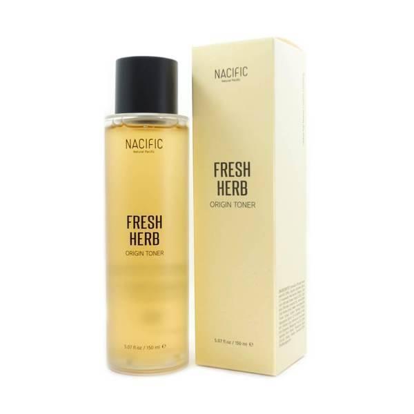 Тонер На Основе Цветочной Воды С Ниацинамидом И Гиалуроновой Кислотой Nacific Fresh Herb Origin Toner