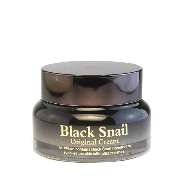 Крем Увлажняющий Восстанавливающий С Экстрактом Черной Улитки Secret Key Black Snail Original Cream 2 - Фото 2