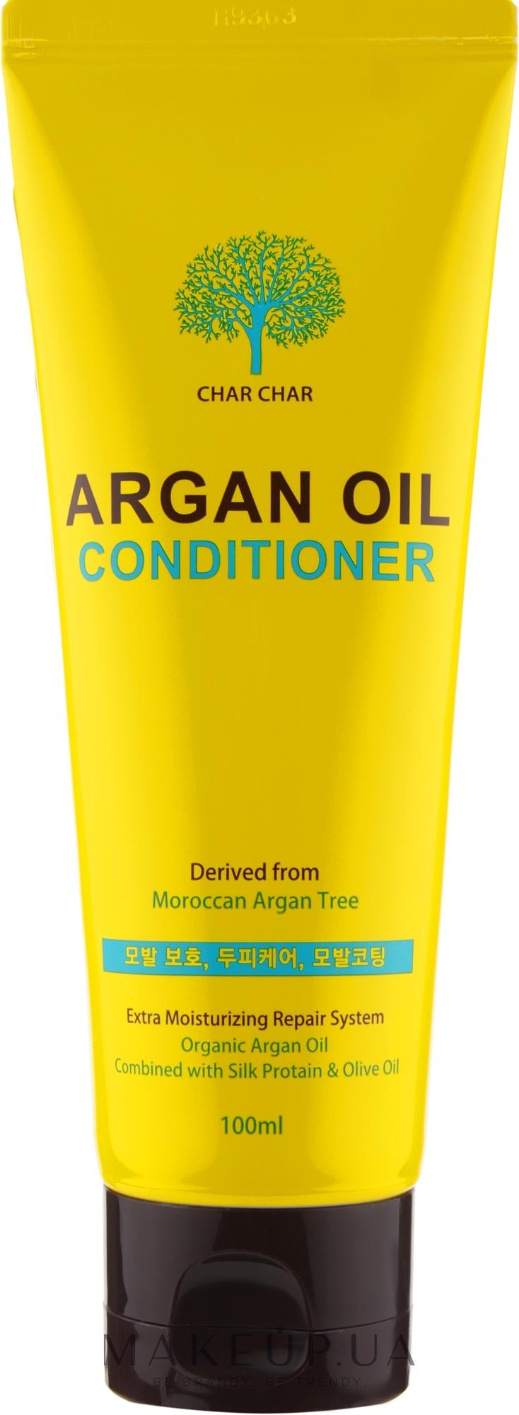 Кондиционер для волос восстанавливающий с аргановым маслом Evas Char Char Argan Oil Conditioner