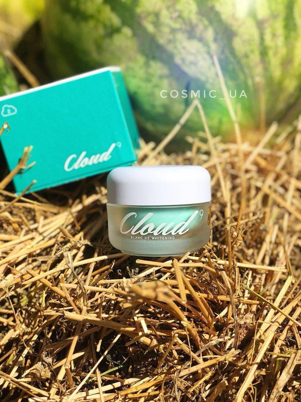 Крем Выравнивание Тона, Увлажнение И Питание С Цветочными Экстрактами Claires Cloud 9 Blanc De White Cream 0
