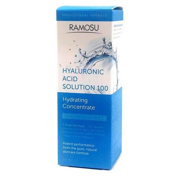 Профессиональная Гиалуроновая Сыворотка Ramosu Hyaluronic Acid Solution Serum 100% 2 - Фото 1