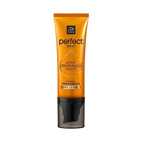 Крем-эссенция с комплексом масел для сильно поврежденных волос Mise En Scene Perfect Serum Cream Essence 80ml 2 - Фото 2
