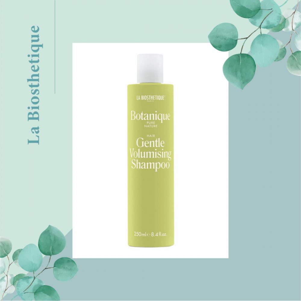 Шампунь безсульфатный укрепляющий для тонких волос La Biosthetique Botanique Pure Nature Gentle Volumising Shampoo 250ml 3 - Фото 3