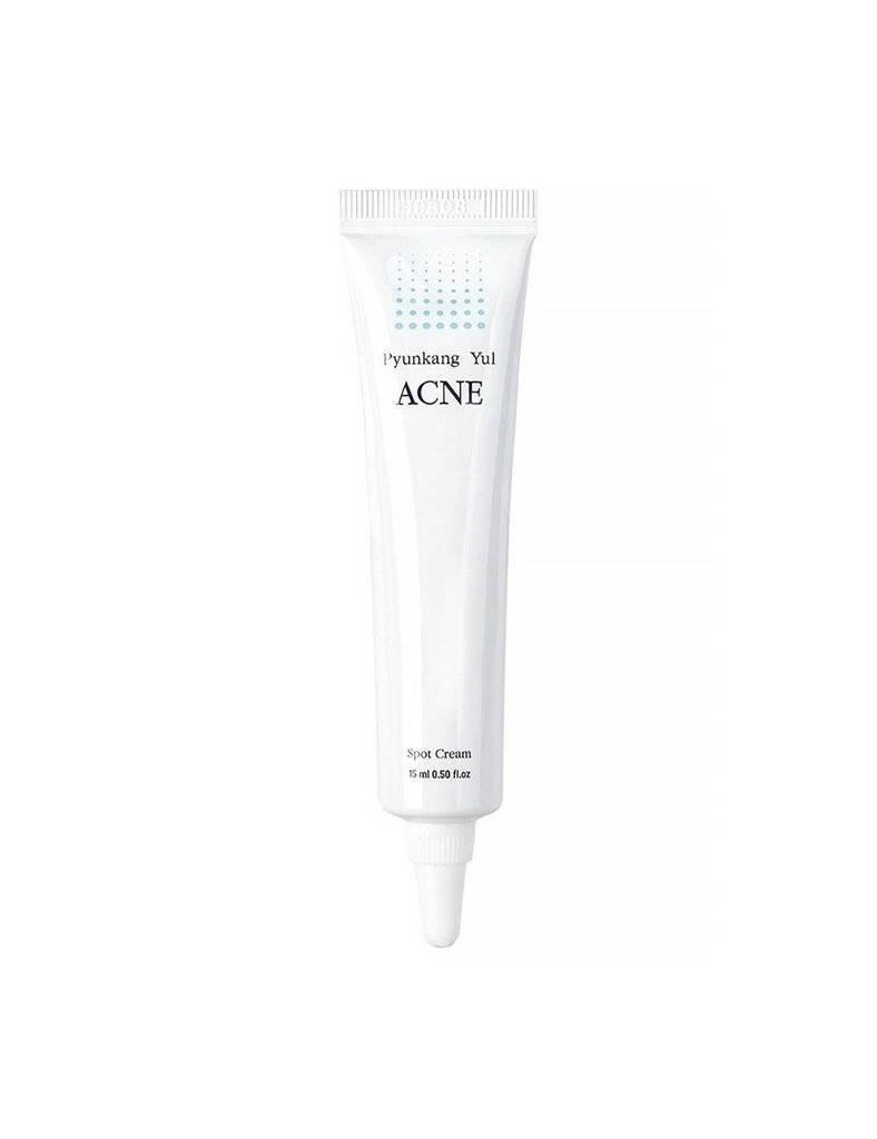 Набор Для Чувствительной И Проблемной Кожи Pyunkang Yul Stop Acne (Acne Spot Cream, Acne Cream, Acne Toner) 215ml 1 - Фото 2