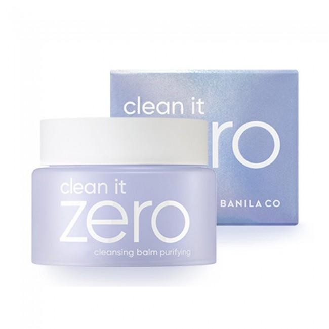 Бальзам очищающий с экстрактом ацеролы Banila co Clean it Zero Cleansing Balm Purifying 100ml 0 - Фото 1