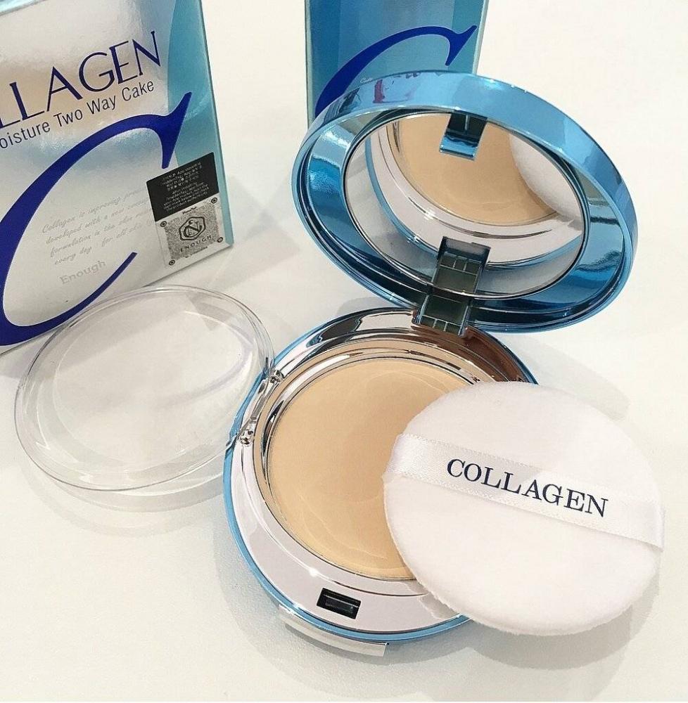Кушон увлажняющий с коллагеном Enough  Collagen Aqua Air Cushion 15g