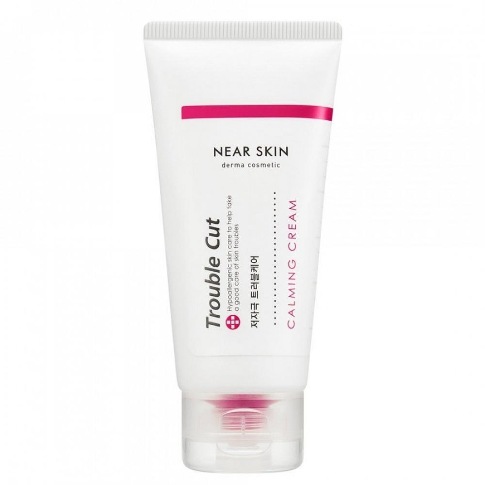 Крем Лечащий С Пантенолом Для Чувствительной Кожи Missha Near Skin Trouble Cut Calming Cream 50ml 0 - Фото 1