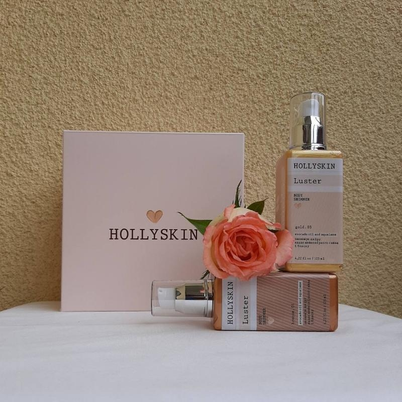 Шиммер для тела Hollyskin Luster Body Shimmer 125ml 5 - Фото 6